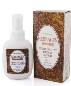 Herbagen Anti Wrinkle Cream with Immediate effect on best price at brandsofromania.ro.