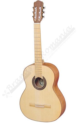 Gold Cherry Eco guitar, classic guitar. Best guitars