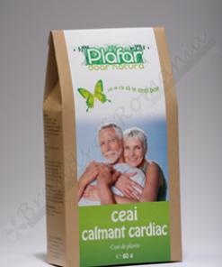 cardiac calming tea