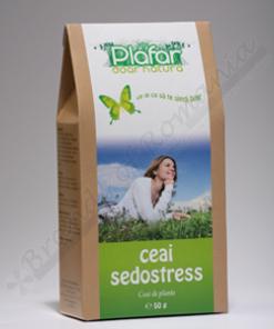 sedostress tea, medicinal and curative tea.