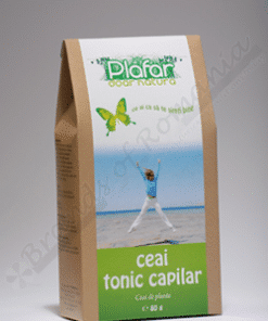 tonic capillary tea, medicinal and curative tea.