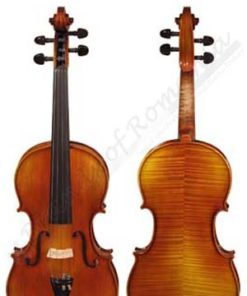 Advanced Violin 1/2 musical instrument