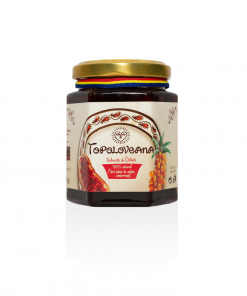 Topoloveni Seabuckthorn Gourmet Confiture - Brands of Romania