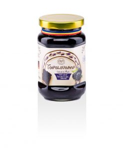 By BIO food from Brands of Romania, Topoloveni Blackberry Gourmet Confiture.
