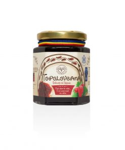 Topoloveni Strawberry Gourmet Confiture, BIO, from Romania