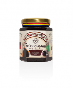 Topoloveni Black Cherry Gourmet Confiture - Brands of Romania