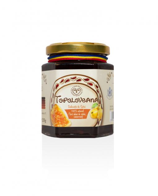 Topoloveni Quince Gourmet Confiture