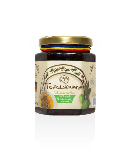 Buy BIO food from Romania, Green Walnuts Gourmet Confiture.