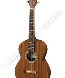 ukulele baritone mahogany ethno musical instrument