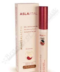 ASLAVITAL MINERALACTIV Anti-dark circles gel