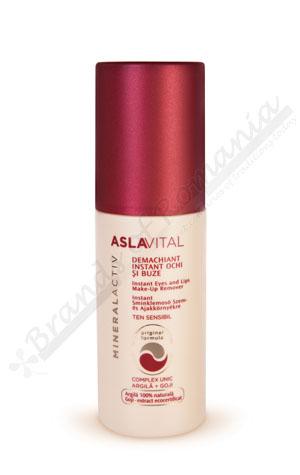ASLAVitalInstant Eyes Lips Make-up remover
