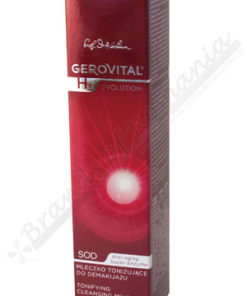 Gerovital-H3-EvolutionTonifying-cleansing-milk