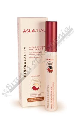Asl MA Anti-Wrinkle Eye Contour Cream