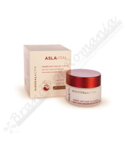 Aslavital Mineralactiv Anti-age cream with calcium