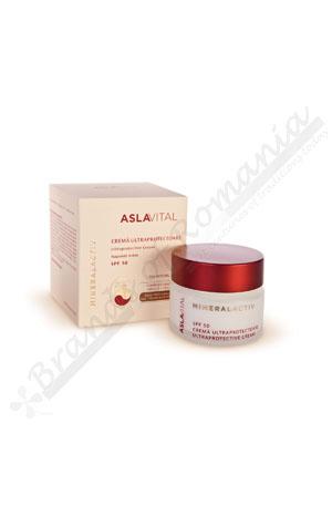 ASLAVITAL MINERALACTIV Ultraprotective cream SPF 50