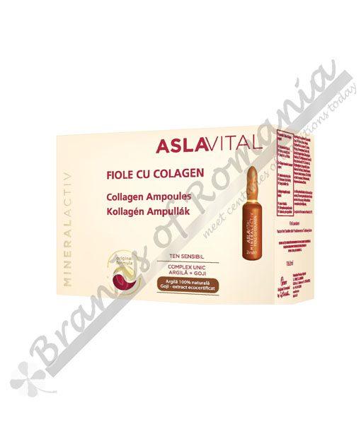 Aslavital Mineralactiv Collagen Ampoules