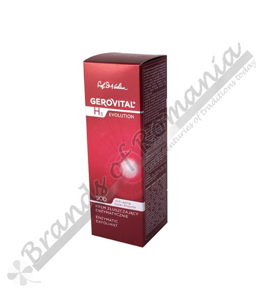 Gerovital H3 Evolution Enzymatic Exfoliant