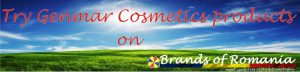 Genmar Cosmetics products