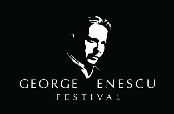 Logo of George Enescu festival