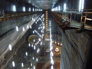 The Rudolf Mine, Tursa Salt Mine