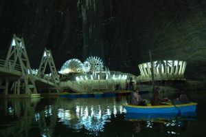 The Theresa Mine, Turda Salt Mine