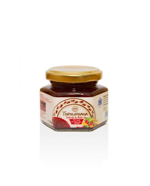 Topoloveni Chilli pepper Gourmet Confiture, Brands of Romania