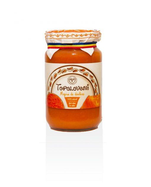Topoloveni Pumpkin Magiun (Spread) - Brands of Romania