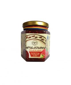 Topoloveni Raspberry Gourmet Confiture - Brands of Romania