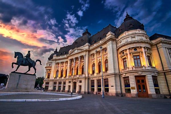 Best for Romania