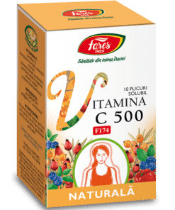 Fares Vitamin C 500 soluble, 10 bags