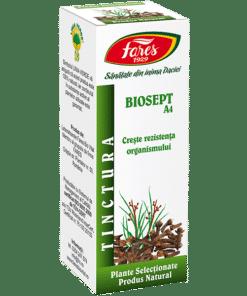 Fares Biosept tincture. 30ml.