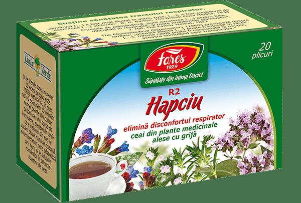 ceai detox fares